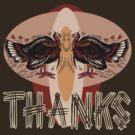 for those who celebrate turkey day. by resonanteye