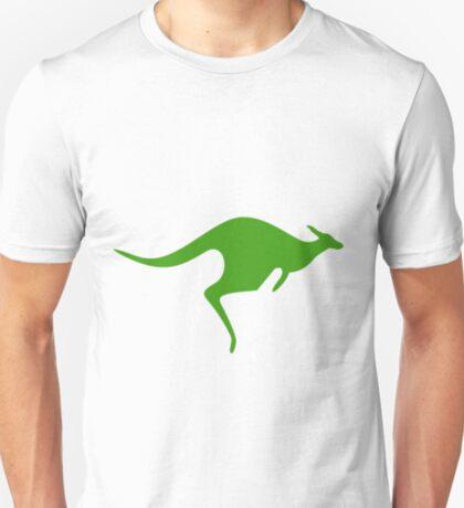 Green Kangaroo 1 T-Shirt