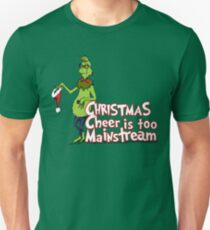Hipster Grinch T-Shirt