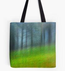 Artscape,Foggy Black Forest Tote Bag