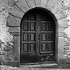 Old Spanish Door by James2001
