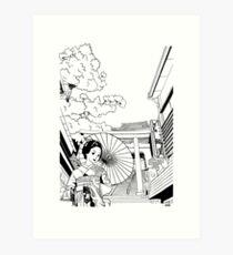 Enoshima - Kanagawa-ken Art Print