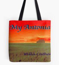 My Antonia Tote Bag
