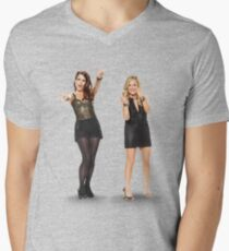Tina and Amy; Sisters T-Shirt