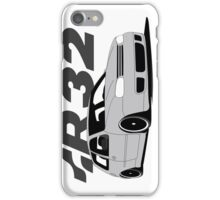 Silver R32 PhoneCase iPhone Case/Skin