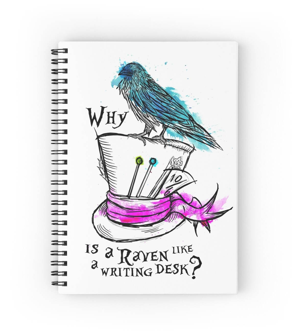 raven is like a writing desk Find this pin and more on {ft} why is a raven like a writing desk by izzy alice in wonderland (film, an all-star cast paramount production as other film adaptations, it included elements of both aiw and tlg.