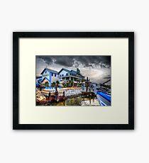 Margaritaville Casino Framed Print