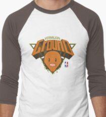 NPA Series - GROUND TYPE Men's Baseball ¾ T-Shirt