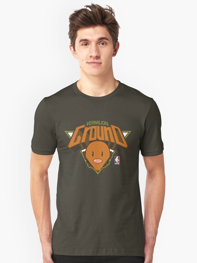 NPA Series - GROUND TYPE Unisex T-Shirt Front