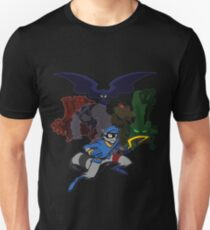 Sly Cooper and The Fiendish Five Unisex T-Shirt