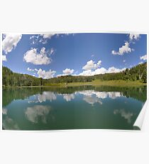 Kolob Reservoir, Utah  Poster