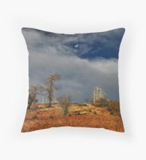 """Mountain moods#2"" Throw Pillow"