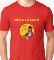 King of the Hill - Mega Lo Mart Unisex T-Shirt