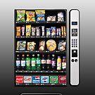 Vending Machine by PerkyBeans