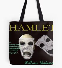 Hamlet Perchance to Dream Tote Bag