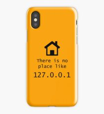 No place like iPhone Case/Skin