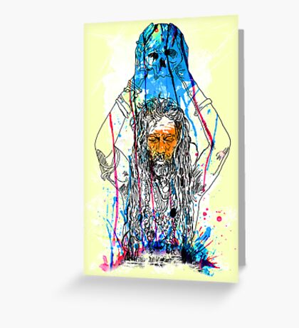 Alakh Greeting Card