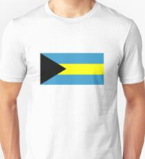 Flag of the Bahamas Unisex T-Shirt