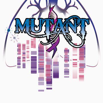 Respiratory Mutant by cfdunbar