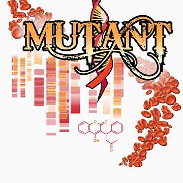 Blood Mutant by cfdunbar