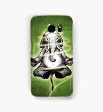 Yoga Elephant Samsung Galaxy Case/Skin
