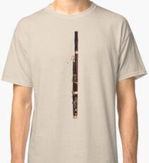 Bassoon (rear view) Classic T-Shirt