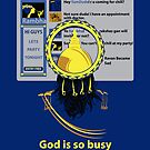 God is Busy by Saksham Amrendra