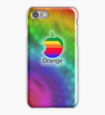 Orange IPhone Case iPhone Case/Skin