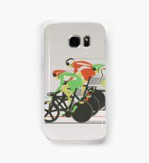Velodrome bike race Samsung Galaxy Case/Skin