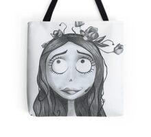 Corpse Bride Tote Bag