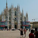 Milano the Duomo by bertipictures