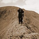 Striding Edge by mikebov