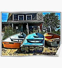dinghies Poster