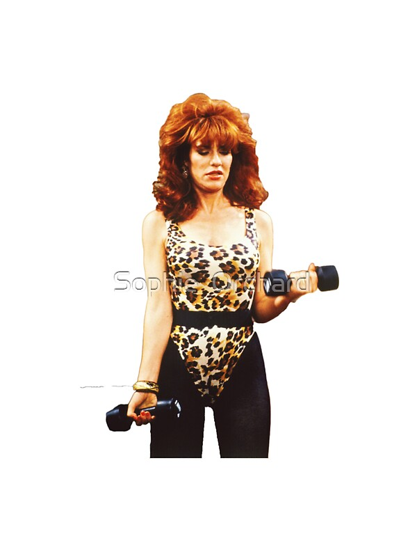 """Married With Children - Peggy Bundy T-Shirt "" Stickers by ..."