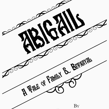 Hannibal book covers: Abigail - Freddie Lounds by exoticflaw