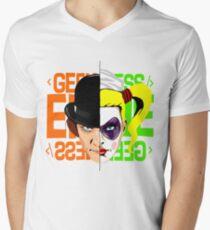 A Clockwork Asylum Mens V-Neck T-Shirt