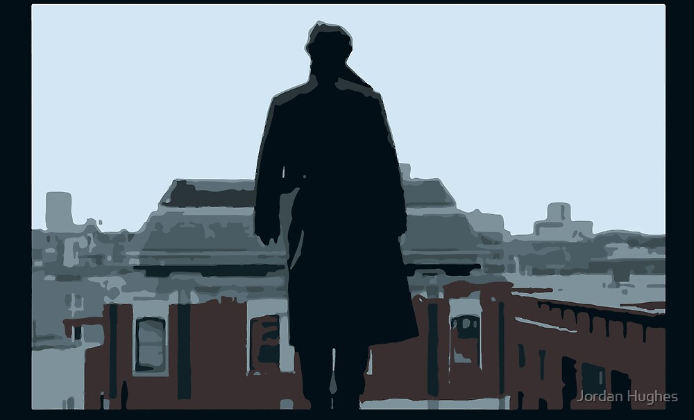 Reichenbach Fall by Jordan Hughes