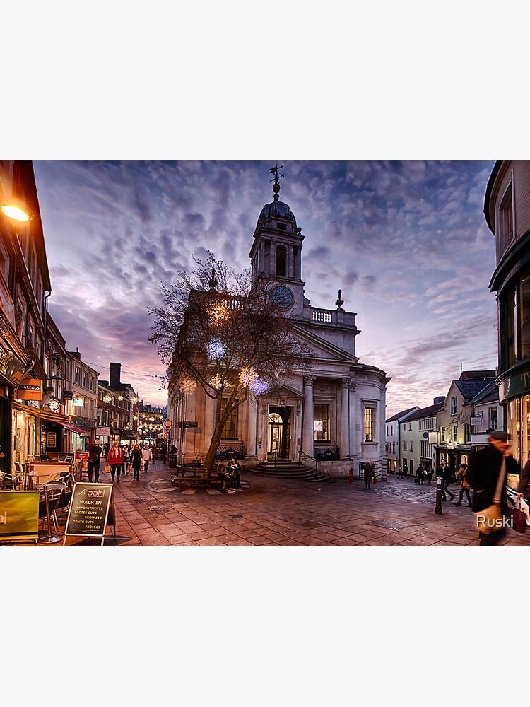 London Street, Norwich by Ruski
