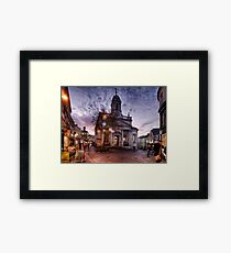 London Street, Norwich Framed Print