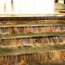 Golden Falls  by DearMsWildOne