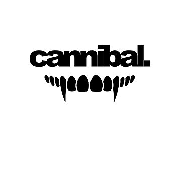 Cannibal Minimalist by exoticflaw