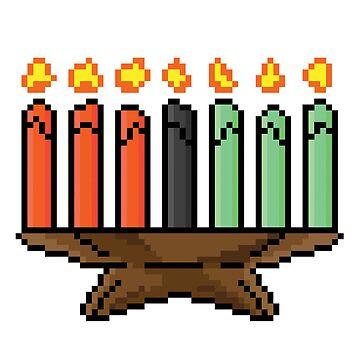 Kinara - V:IPixels Holiday Collection by WizWorldInc