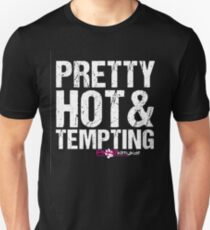 pretty hot and tempting Slim Fit T-Shirt