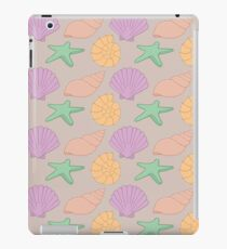 Shells. iPad Case/Skin