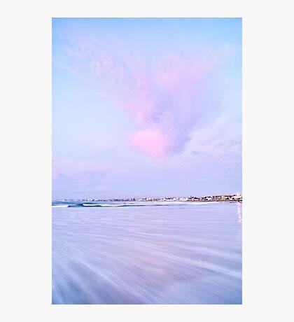 Sunset Rush Photographic Print