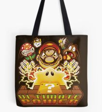 Ultimate Power - Print Tote Bag