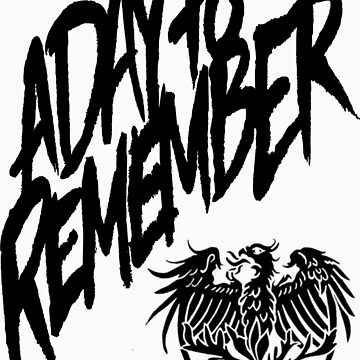 A Day To Remember  by Prenner