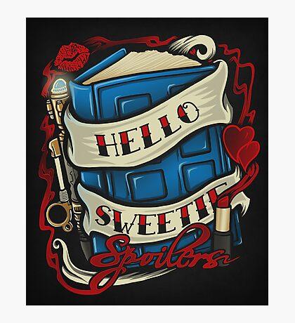 Hello Sweetie - Print Photographic Print