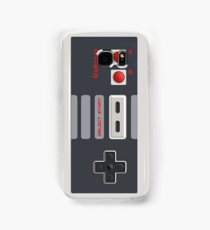 Classic NES Controller - Galaxy S Case Samsung Galaxy Case/Skin