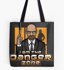 I am The Danger Zone - Print Tote Bag